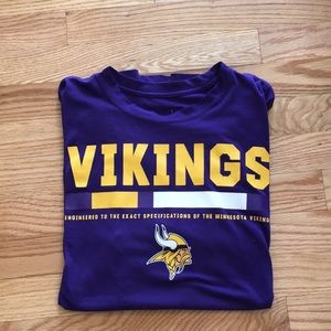 Minnesota Vikings Nike short sleeve t-shirt